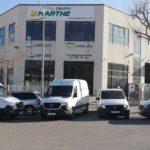 alquiler vehículo industrial