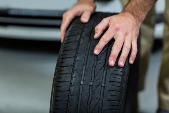etiqueta de neumáticos